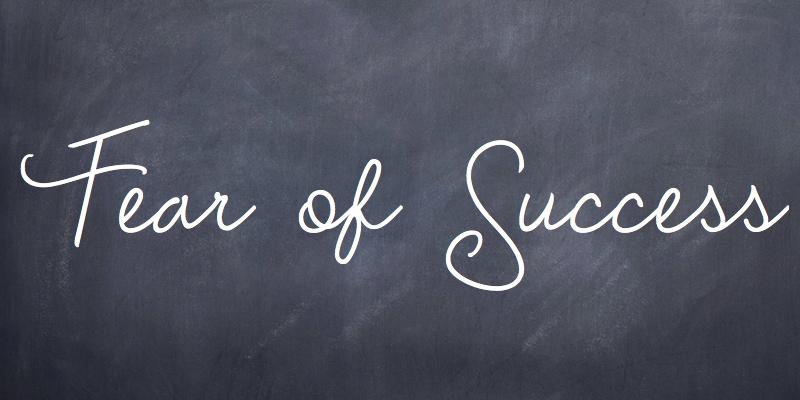 Kết quả hình ảnh cho The fear of success